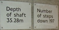 Depth Signs