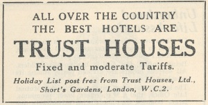 Trust House Hotels