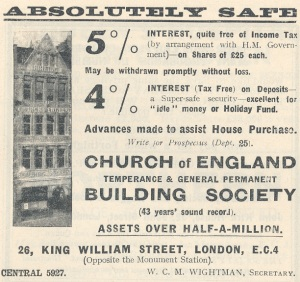 The Church of England Temperance and General Permanent Building Society