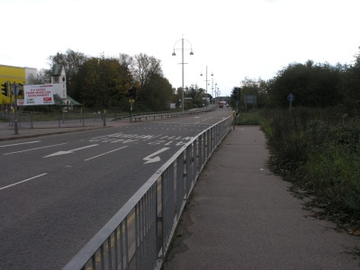 New Ascot Road bridge