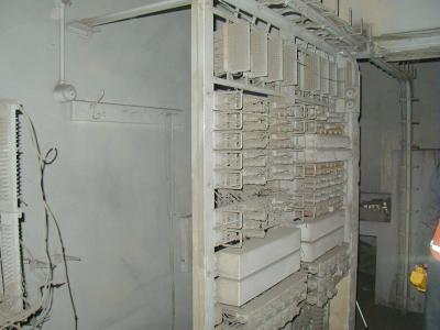 Telephone switching equipment