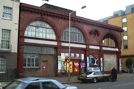 Euston original surface building