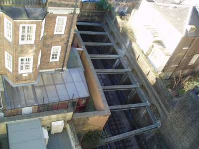 23/24 Leinster Gardens From above
