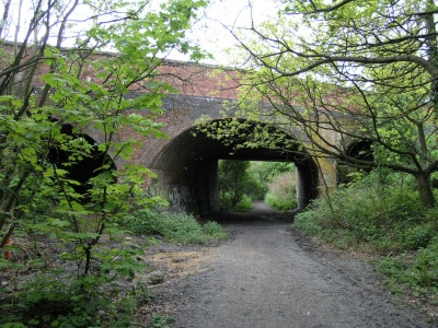 The second road bridge