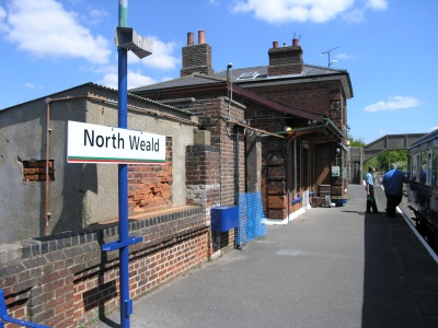 North Weald station