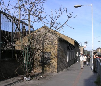 Shoreditch exterior